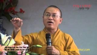 Dẫn Nhập Triết Học Phật Giáo 09 - Chiến Tranh Và Hòa Bình - TT.Thích Nhật Từ