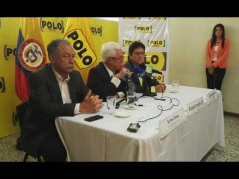 Palabras de Jorge Robledo, designado Candidato Presidencial del Polo