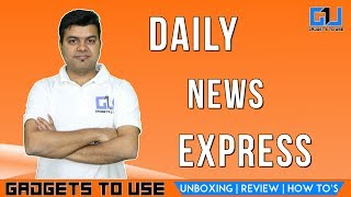 In this video we have talked about some news and happenings in the world of tech and phones, also talked about some future tech coming your way. We hope you liked this video, to get notified, subscribe for free at http://goo.gl/ZgmTjE also, make sure to like this video and share if it can help other people. Add Abhishek As Friend on:Twitter: https://goo.gl/eEdJO3Facebook: https://goo.gl/VJLdDlInstagram: https://goo.gl/ZA75hSAbhishek Facebook Page: https://goo.gl/SPbQVP--Add Gadgets To Use As Friend on:--Facebook Page: https://goo.gl/AzdyXjTwitter: https://goo.gl/gv2Ob5 Instagram: https://goo.gl/09gnZt--Best Smartphone Offers: Best Phone Deals on Flipkart - http://goo.gl/pft2ueBest Phone Deals on Amazon - http://goo.gl/2nMKvI3. About GadgetsToUse:Visit http://www.gadgetstouse.com to read more detailed reviews, unboxing, hands on and overview of smartphones, tablets, tech and gadgets. We also post full review of gadgets and accessories on our website. 4. India RankGadgetsToUse youtube channel comes under Top Tech Youtube Channels in India for gadgets reviews, news and tips, tutorials. MY YOUTUBE GEAR --MY BIG CAMERA: http://goo.gl/J2P2AJ DIGITAL NOTEPAD I USE http://goo.gl/RD325n (Amazon US)  Amazon India ( http://goo.gl/x1ZdPQ )MY DSLR MIC: http://amzn.to/2dNrsQoMY MIC: http://goo.gl/8NlqDJMY CAR TRIPOD: http://amzn.to/2aGpotnMY OTHER PHONE TRIPODS: http://fkrt.it/vtgsBNNNNN MY SMALL TRIPOD: http://goo.gl/zpii2jMY SMALL CAMERA: http://goo.gl/MrvhvWSECOND MIC: http://goo.gl/aFWhnGMY TABLE TRIPOD: http://goo.gl/k9fvCUCHEAPER ACTION CAMERA: - http://goo.gl/pMFRJjSMARTPHONE TRIPOD: http://goo.gl/96EVtpMY DESKTOP MIC: http://goo.gl/iSVQN7MY VLOG CAMERA: http://goo.gl/LWCty3MY SECOND DESKTOP MIC: http://goo.gl/6MqVDtMY SECOND DSLR MIC: https://goo.gl/ZJch2P  --All content used is copyright to GadgetsToUse.com, Use or commercial display or editing of the content without proper authorization is not allowed.
