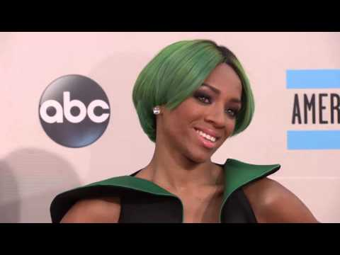 Lil Mama Red Carpet Fashion - AMAs 2013