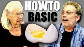 ELDERS REACT TO HOWTOBASIC