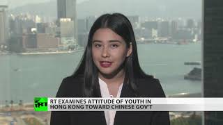 Hong Kong riots - how the HK youth are indoctrinated to hate China