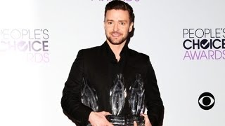 People's Choice Awards 2014 -- Winners -- Justin Timberlake, Katy Perry