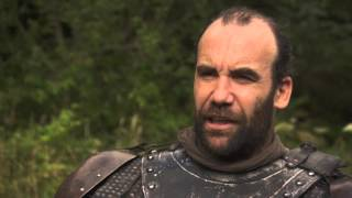 Subscribe to the Game of Thrones YouTube: http://itsh.bo/10qIOan What does Arya mean to the Hound? Continue exploring this ...