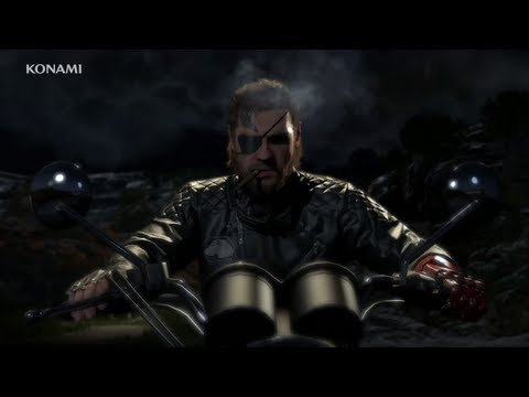 konami - Check out the brand new trailer for METAL GEAR SOLID V: THE PHANTOM PAIN revealed by Hideo Kojima at GDC 2013. Get ready to experience the next chapter in th...