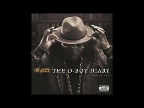 "E 40 ""Made It Out"" Feat  Young Chu"
