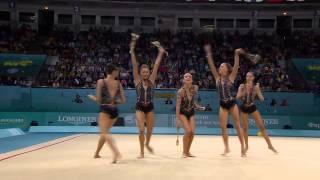 2013 Rhythmic Gymnastics World Championships - Group All-Around Finals