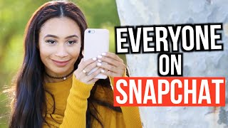 Annoying Snapchat Moments EVERYONE Understands by MyLifeAsEva