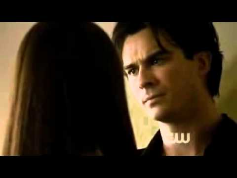 "The Vampire Diaries Season 2 Episode 8: Rose - Damon says ""I love you"""