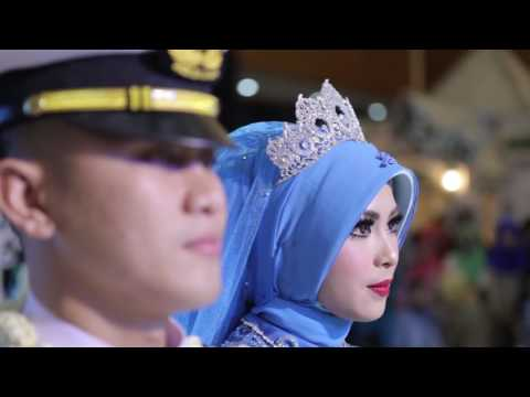 gratis download video - Upacara Pedang Pora TNI-AL of Icha & Samsy Wedding