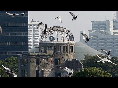 Οριστικοποιήθηκε η ιστορική επίσκεψη Ομπάμα στην Χιροσίμα
