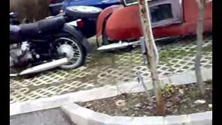 Уникални Ретро мотори - Трябва да ги Видите!!!