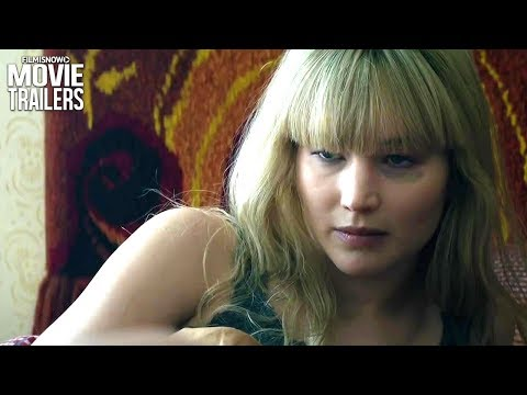 """RED SPARROW   Golden Globes TV Trailer """"I'll Find a Way"""" - FilmIsNow"""