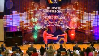 Chiara Pütz & Christopher Pütz - Deutsche Meisterschaft 2014