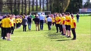FC Mere bracht ode aan Lucien Van Impe