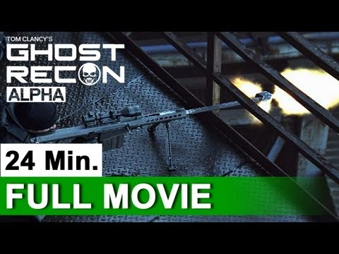 Ghost Recon ALPHA - Live-Action Full Movie (2012) HD