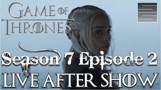 Game of Thrones Season 7 Episode 1 Review / Reaction - Live After Show! Subscribe! http://tinyurl.com/o93l5gn NEW Shirts!