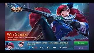 Download Video COBAIN HERO BARU LANGSUNG MVP!! - MOBILE LEGENDS MP3 3GP MP4