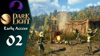*Note*  Dark And Light is currently in Steam Early Access!I continue with my adventure, this time hanging around in town.  I loot the boxes and sell a whole bunch of stuff to the vendors.  However....the game hates me and won't update my quest!  NOOOOO.....ooooh well, onwards we go to build a house!_____________________________________________________________Let's Play Dark And Light in Steam Early Access a bit!  It starts off with you choosing which area/race you want to start off in/as.  After the choice is made, you are thrown into a city and from there, you find your way outside, and start your adventure.  While it's admittedly no where near done, there seems to be enough here for hours of enjoyment.  The developers are actively looking for feedback and direction for their development of the game.  They want to work on the things their player base deem most important and listen to the players.  Good to see a developer with that attitude.  :)_____________________________________________________________For all you social media junkies out there you can find me On :Twitch : http://twitch.tv/bumpymcsquigumsgamingThe Phreak Show On Steam  : http://steamcommunity.com/groups/ThePhreakShowFacebook : https://www.facebook.com/bumpymcsquigumsgamingTwitter : https://twitter.com/BumpyMcSquigumsPatreon : https://www.patreon.com/bumpymcsquigumsOutro Music Provided To Me By Breakdown Epiphanies! Check Out Breakdown Epiphanies On Soundcloud : https://soundcloud.com/breakdownepiphaniesBreakdown Epiphanies Business Contact E-mail :breakdownepiphanies@gmail.com_____________________________________________________________Where To Get Dark And Light : http://store.steampowered.com/app/529180Dark And Light Early Access Playlist : https://www.youtube.com/watch?v=VwNOOQXcJU8&list=PLtzgP48ATFJC-yCkVyxHyWU5qiqy04fyvDark And Light Website : http://www.playdnl.com/Dark And Light Developer Snail Games USA's Website : http://games.snail.com/