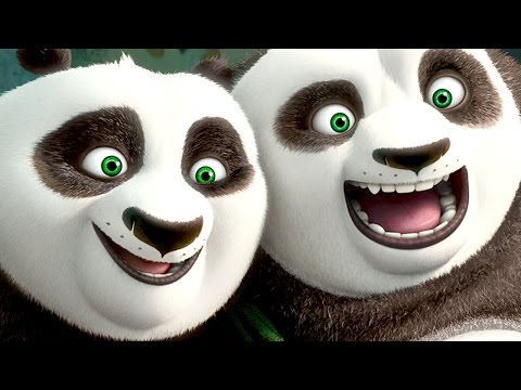 KUNG FU PANDA 3 Official TRAILER (2015)