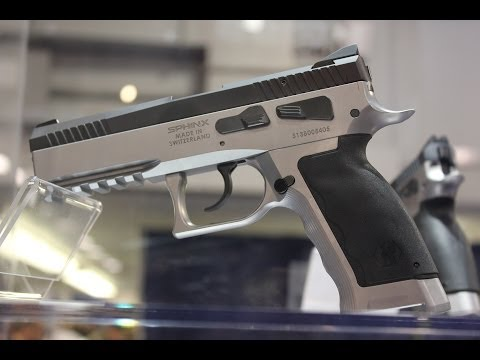 Sphinx Handguns (SDP 9mm) || SHOT Show 2014