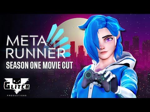 Meta Runner Season 1 (Animated Movie Cut)
