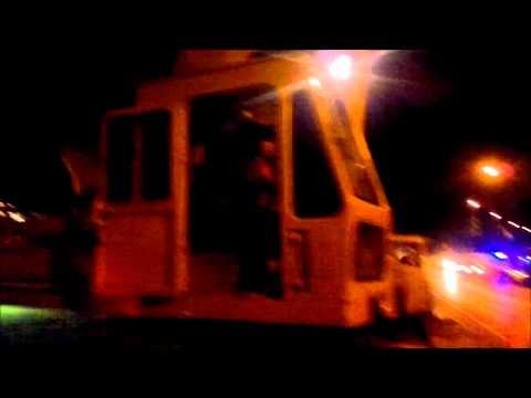 กุ้ภัย - เพื่อนสมาชิกกุ้ภัยเขาหลัก และเขาหลักเครนช่วนยกรถสิบล้อตกหลุมบริเวณเขาหลัก...