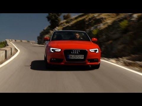 Test: Audi A5 Cabrio 2.0 TFSI quattro NEU