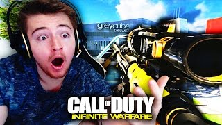 """Gameplay au """"tf-141"""" intervention gameplay sniper sur infinite warfare ! """"TF-141"""" Gampelay fr découverte sur infinite Warfare !"""