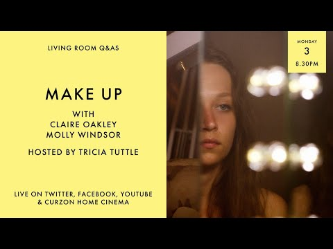 LIVING ROOM Q&As: Make Up with Molly Windsor and Claire Oakley