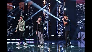 "Jay-Z & Linkin Park - ""Numb"". Vezi interpretarea trupei Flashback, la X Factor"