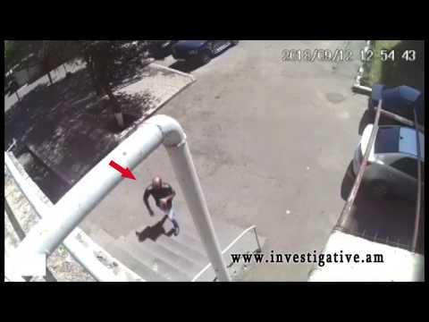 Ոտնձգության փորձ՝ անչափահասի նկատմամբ (տեսանյութ)