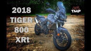 9. 2018 Triumph Tiger 800 XRt Review