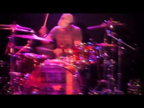 THOMAS BROMAN drum soundcheck HELLBAR HQ sound