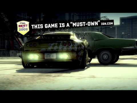 трейлер Burnout Paradise: The Ultimate Box (CD-Key, Steam, Region Free)
