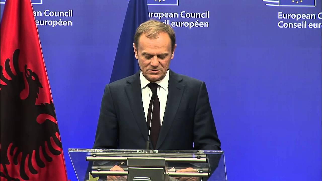 Eurogroup και όχι Σύνοδο, «δείχνει» ο Τουσκ