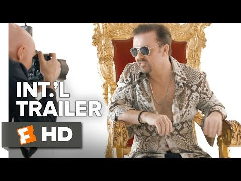 David Brent: Life On The Road Official International Trailer #1 (2016) - Ricky Gervais Movie HD