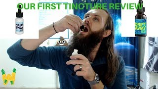 Tincture Time! Yummi Karma Drift Away Tincture 300 mg review. by  Weeats Reviews