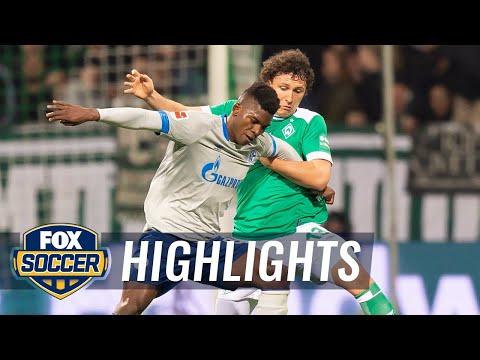 Werder Bremen vs. FC Schalke 04 | 2019 Bundesliga Highlights - Thời lượng: 2 phút, 14 giây.