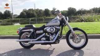 1. Used 2012 Harley Davidson FXDC Dyna Superglide Custom