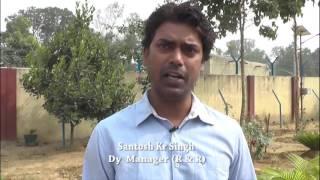 Mission Health on Wheel at NTPC North Karanpura