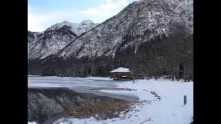 Dobbiaco Italy  city pictures gallery : Lake Dobbiaco at Trentino Alto Agide, Italy