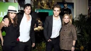 The Vampire Diaries+Ian and Nina * You & Me* (Damon & Elena)