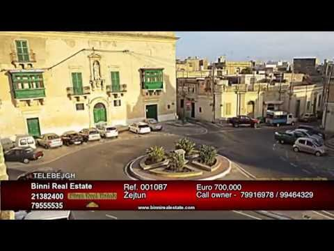 Malta Real Estate Direct from Owners on TV - Binni Real Estate