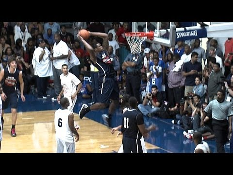 DeAndre Jordan Lockout Highlights - Houston