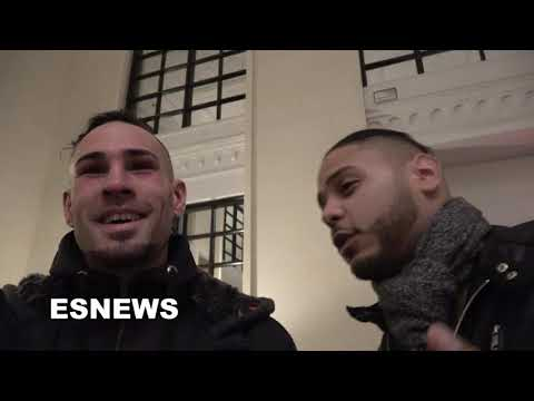 Family quotes - Jose Pedraza With His Family Right After Lomachenko Fight Talks To EsNews Boxing