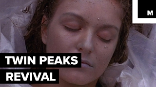 """Cult hit """"Twin Peaks"""" is back for a series revival on Showtime and the story is set 25 years after Season 2.READ MORE: http://mashable.com/FACEBOOK: https://www.facebook.com/mashable/TWITTER: https://twitter.com/mashableINSTAGRAM: https://www.instagram.com/mashable/"""