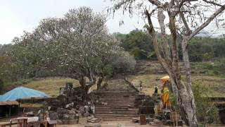 Champasak Laos  city images : Vat Phu Champasak   Laos   Khmer Temple
