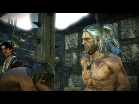 Geralt - Well, I think it's VERY HARD to LOSE the fistfighting in Witcher 2. But after finishing game several times already I decided to see what would happen in this...