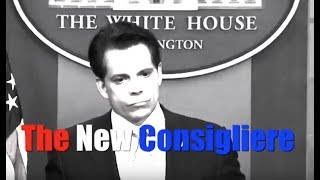"""Parody by http://www.mattydmedia.com Anthony Scaramucci becomes the new consigliere for President """"The Don"""" Trump."""